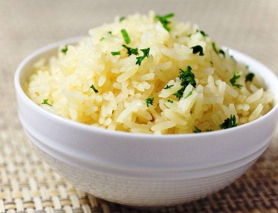 Тайский кокосовый рис в мультиварке