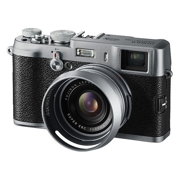 Fuji FinePix X100 ab April lieferbar Preis 999 Euro ❤ liked on Polyvore featuring home, home decor, filler, accessories, camera, decoration, european home decor and fuji