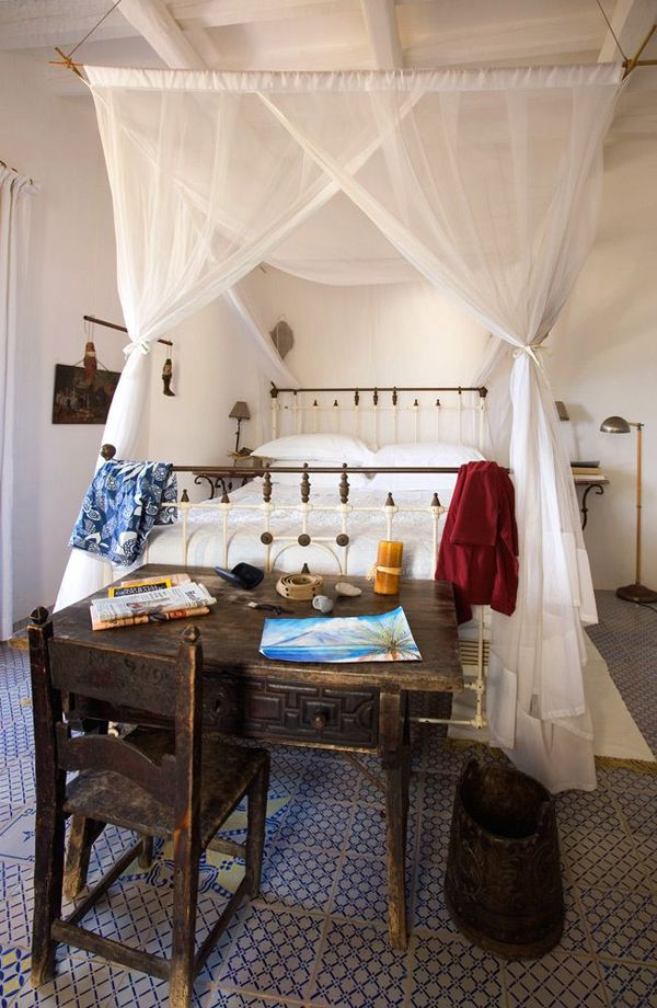 A BEAUTIFUL HOME ON THE ISLAND OF PANAREA, ITALY | THE STYLE FILES