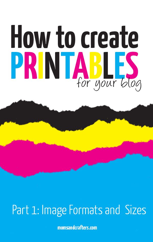 This series of posts teaches you how to make a printable for your blog. It takes you through image formats, how to upload it, and how to create it.