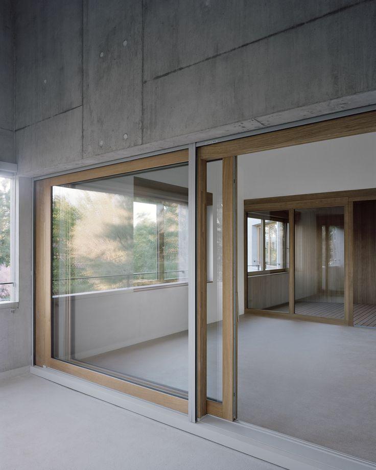 Lacroix Chessex: Immeuble de logements — Thisispaper — What we save, saves us.