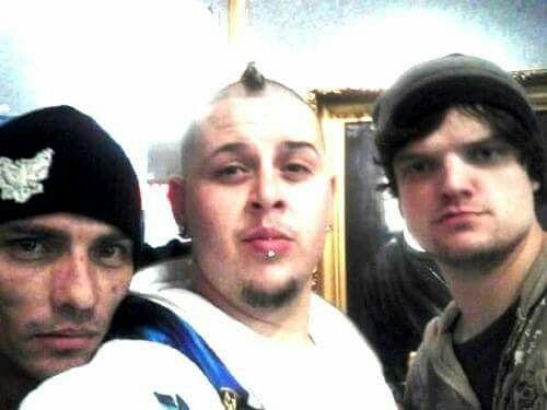 Skinny Pete, Combo & Badger.