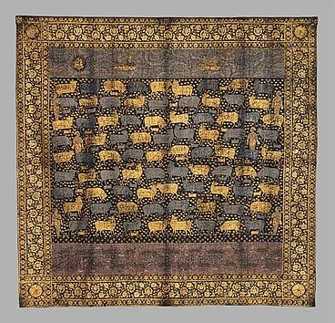 Picchwai for the Festival of Cows, late 18th century. The Metropolitan Museum of Art, New York. Friends of Asian Art Gifts, 2003 (2003.177)