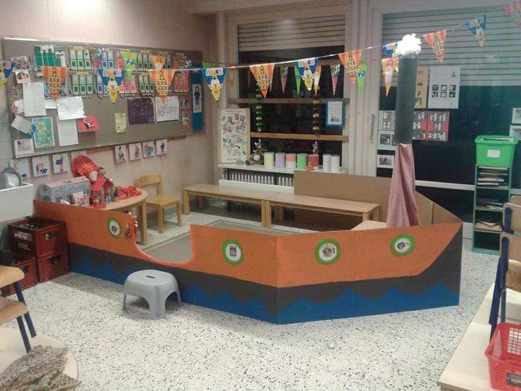 Boot Sinterklaas