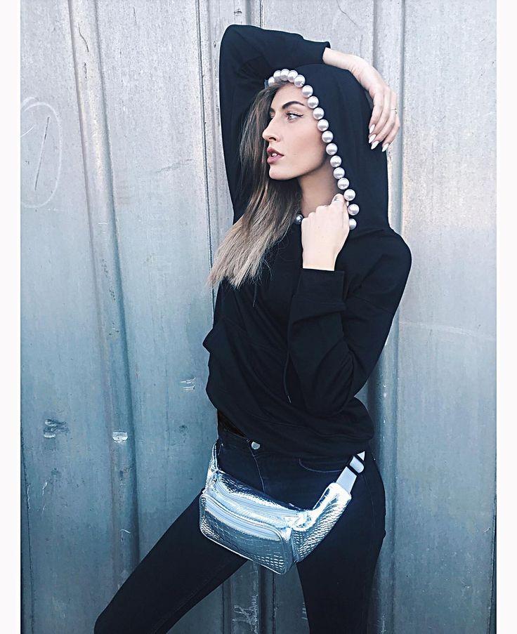 Be extraordinary #hoodie #fannypack  by #kattiva
