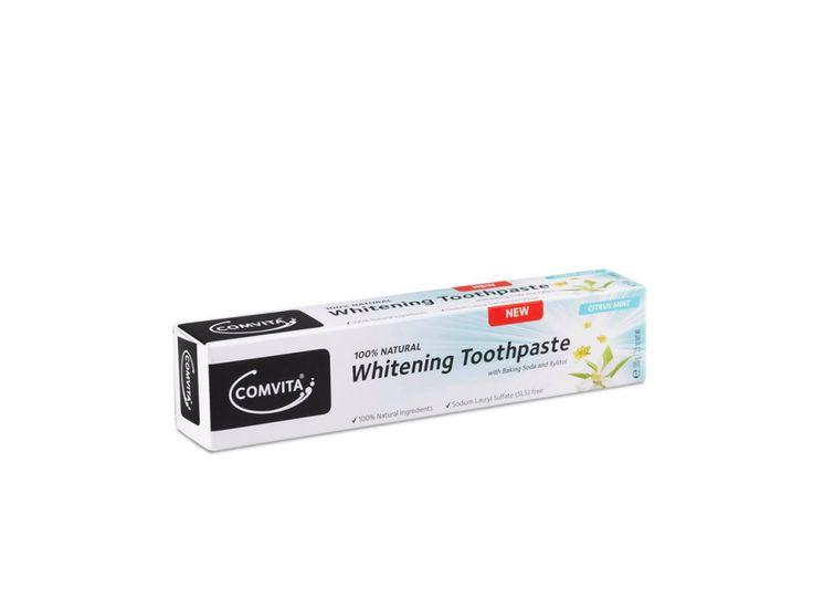 Pasta de dinti fara fluor. 100%  naturala ajuta la curatarea si albirea dintilor. Magazin online cu cosmetice bio si Miere de Manuka