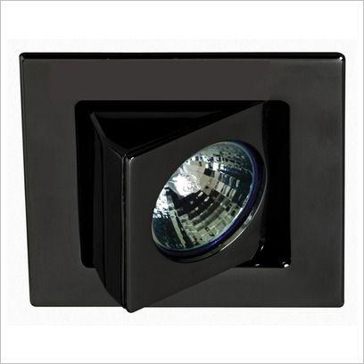 Square Gimbal Adjustable Downlight Crompton Lighting | Wayfair 35 degrees $11