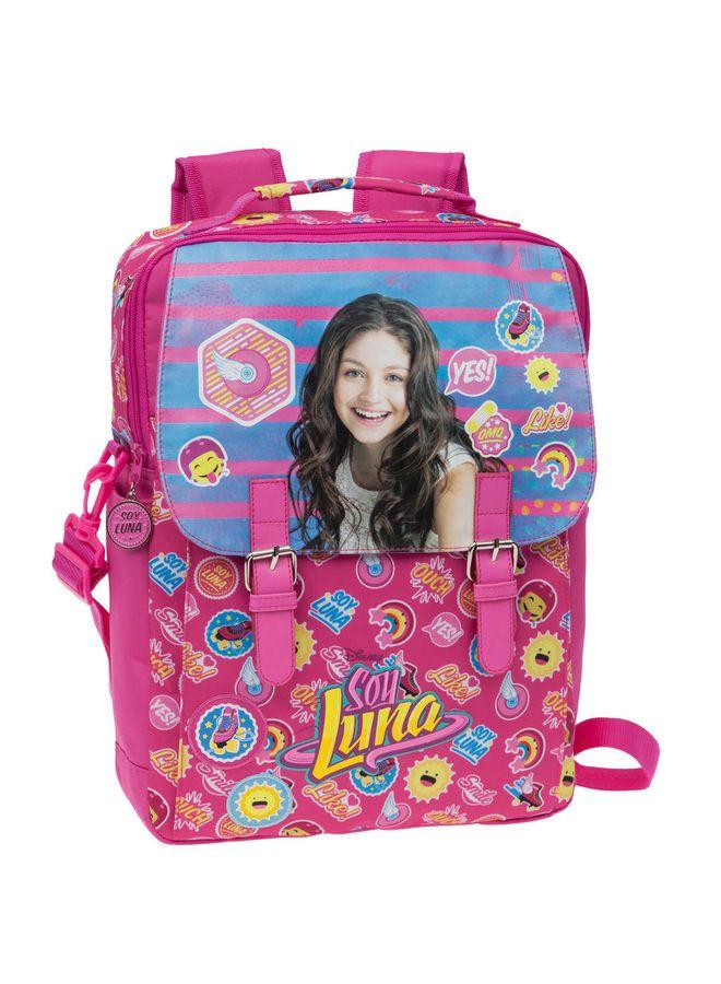 Mochila Soy Luna #Disney #SoyLuna #JoummaBags #backpack #SS16