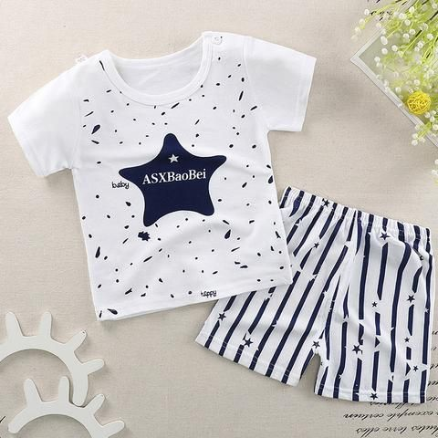 fad3b43af 2018 new baby girls and boys clothes quality cotton kids bodysuit ...