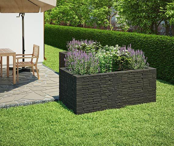 Hochbeet Ganz Einfach Selber Bauen Obi Gartenplaner Gartengestaltung Hochbeet Garten Landschaftsbau