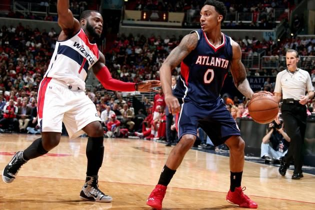 Hawks vs. Wizards: Game 4 Score and Twitter Reaction from 2015 NBA Playoffs NBA #NBA