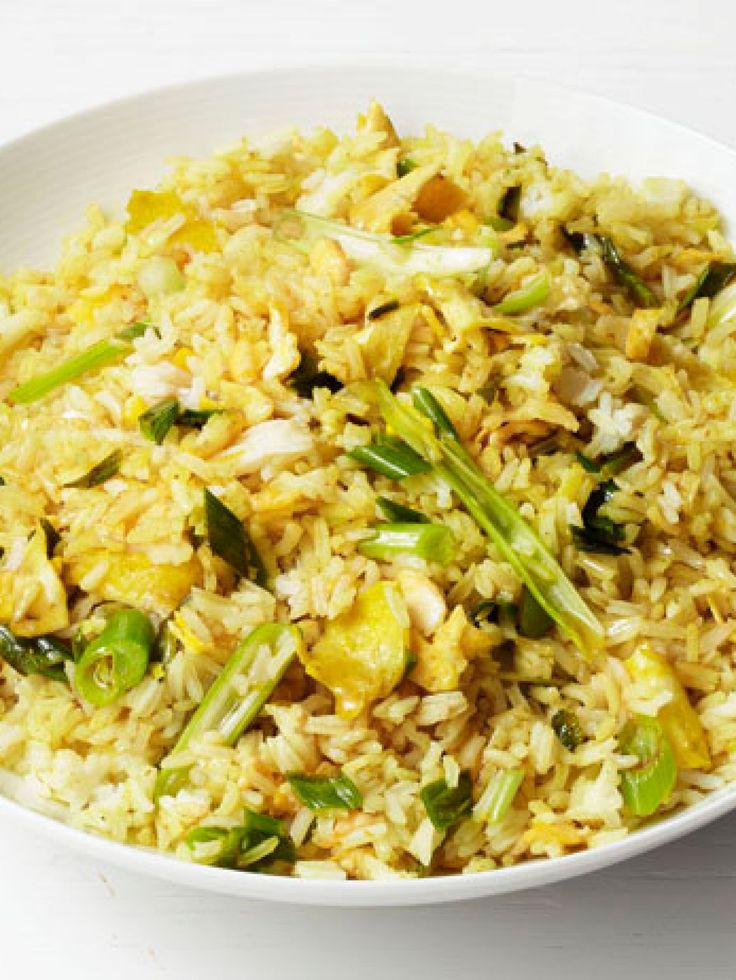 Get this all-star, easy-to-follow Curry Fried Rice recipe from Food Network Kitchen