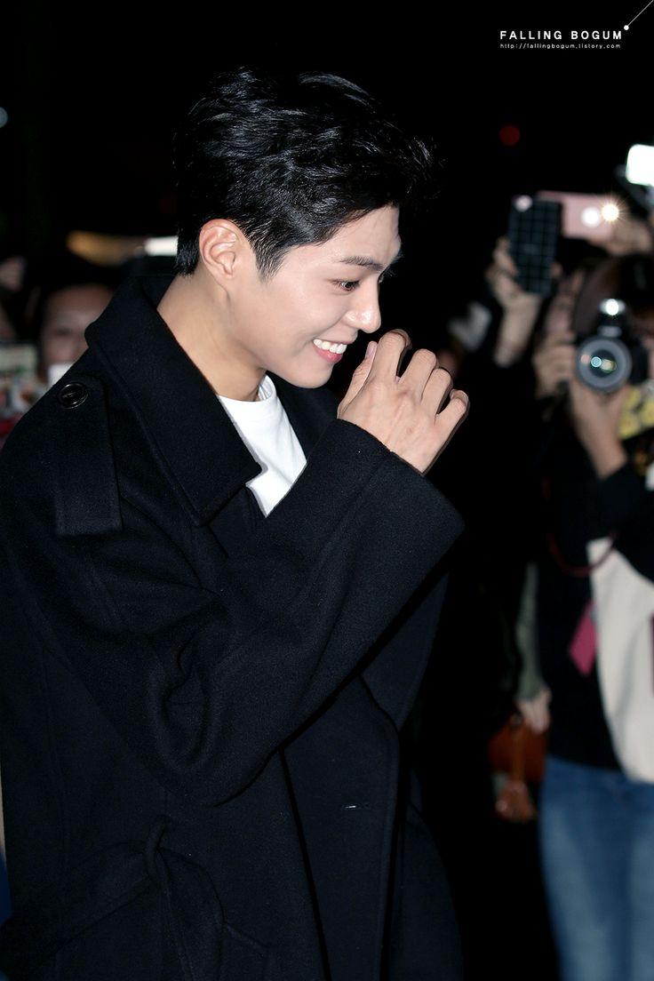 박보검 161019 < 구르미 그린 달빛 > 종방연 [ 출처 : 그렇게, 너에게 http://fallingbogum.tistory.com/29 ]