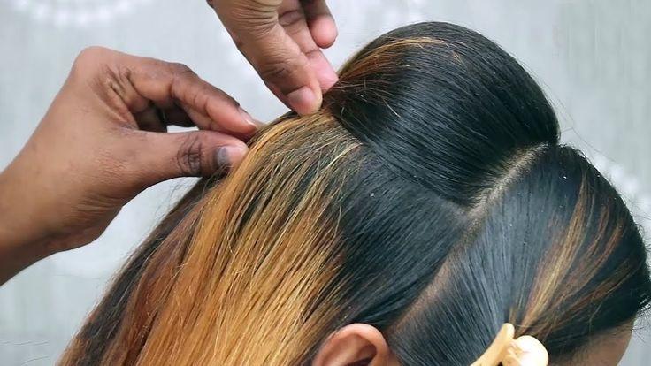 Schöne Frisuren für Hochzeit / Party || Einfache Frisuren || Hochzeitsgast hai …  #einfache #frisuren #hochzeit #hochzeitsgast #party #schone