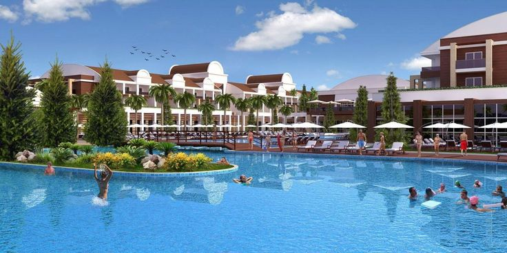Sezon de vara la mare pe litoral in Turcia la Hotel Korumar Beach & Spa Resort de 5 stele din Kusadasi