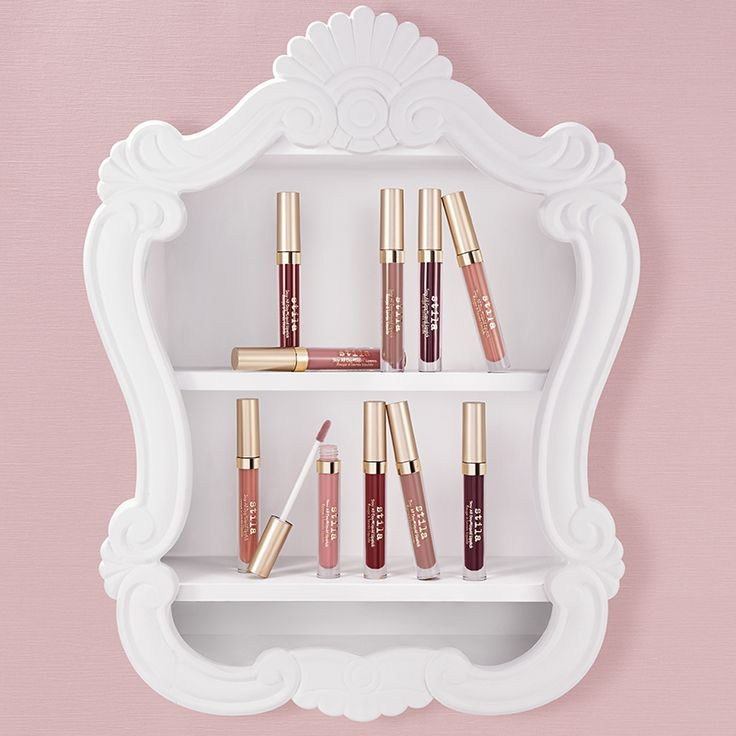 Lip Tip: Go for a lipstick that has staying power all day. Stila's Stay All Day Liquid Lipstick has your back. #Stila