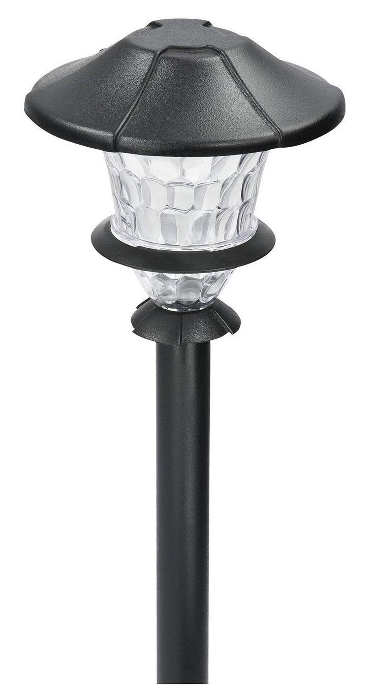 Paradise Garden Lighting GL33869BK Low Voltage LED Traditional Path Light, 12 V