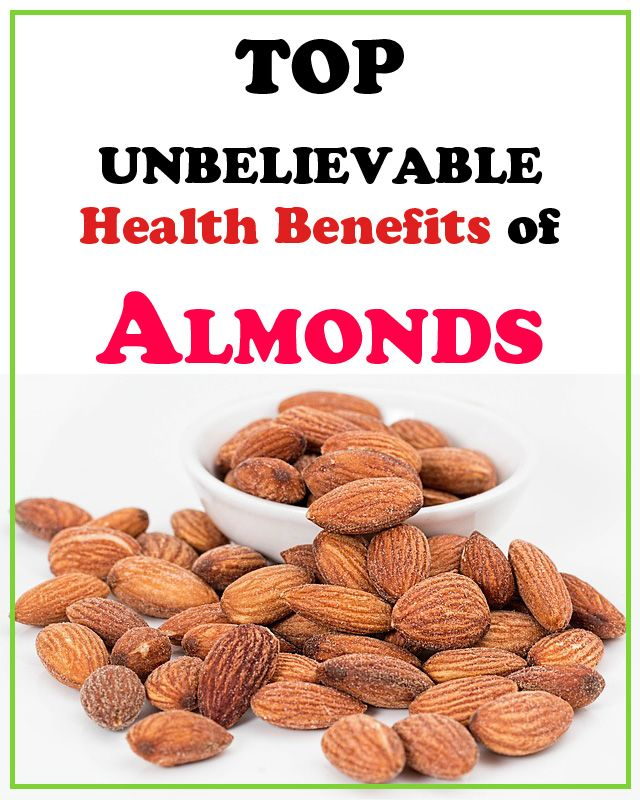 Even though almonds were praised all over the world, they were the popular diet of Egyptians and Indians. Ancient Indian Ayurvedic practitioner believed almonds can increase brain capacity and intellectual capability.   The word 'almond' comes from Old French 'almande' or 'alemande' meaning 'an almond'.