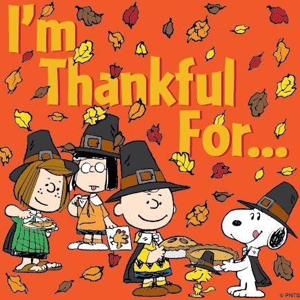 To all my family and friends....I am thankful to have you in my life!!! Happy Thanksgiving!! <3