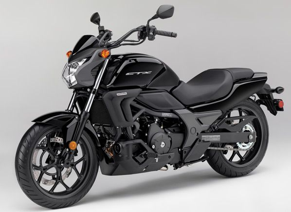 Honda reveals new, affordable CTX700 motorcycle with auto transmission, ABS