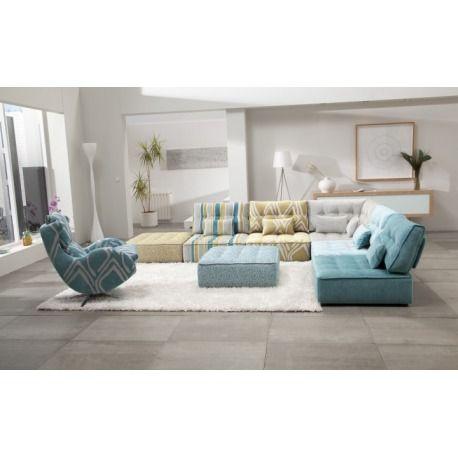 sofa modular con muchas combinaciones modelo Arianne: http://sofaslasrozas.com/home/sofa-de-tela-modelo-arianne-fama-9.html