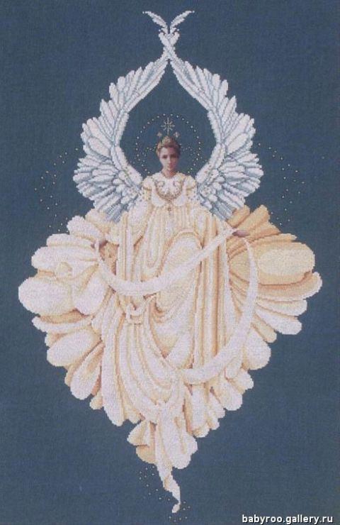 (14) Gallery.ru / Photo # 1 - Angel beige - muha-cc