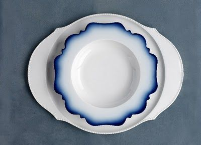 Paola Navone's new collection  of ceramics
