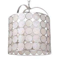 Royal Antique Silver Lantern CR6007SA