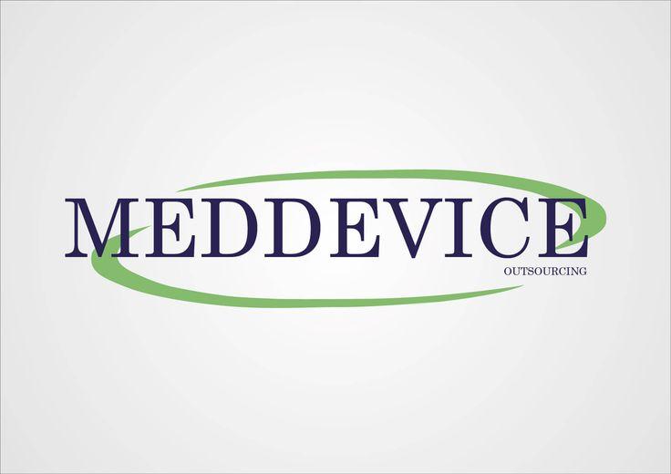 Diseño Logotipo de productor sanitarios Meddevice