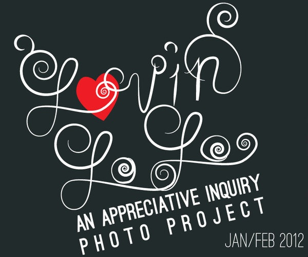 Branding for the Lovin' LoLo Photo Project that just ended - thinking about what to do for next year.
