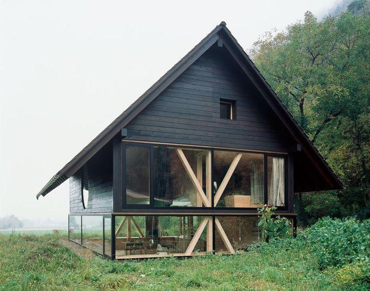 neuboheme:  (via House | Balsthal, Switzerland | Pascal Flammer … | Architecture)