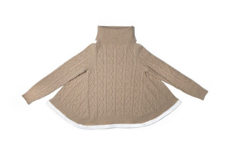 Noosa Living - Jess Swing Jumper Camel