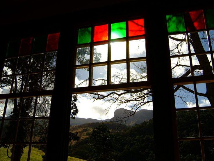 As vistas para a natureza - Reserva do Ibitipoca