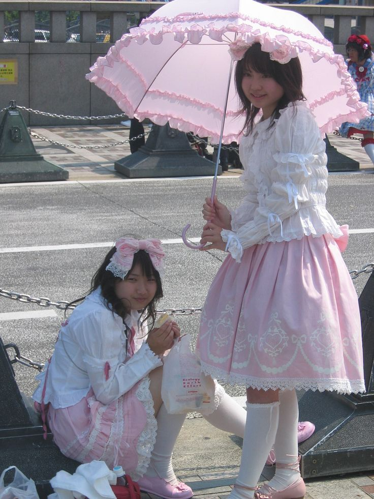 Pink gothlolita - Kawaii - Wikipedia, the free encyclopedia