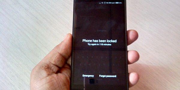 Cara Membuka Pola Xiaomi Terkunci Lupa Password 3 Langkah Smartwatch Smartphone Trik Android