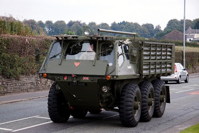 British Army CDD 501E