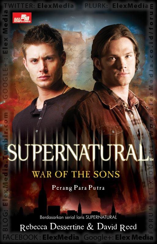 Saat berburu Lucifer, pertanda-pertanda Kiamat seperti yang diceritakan dalam Kitab Suci membawa Winchester bersaudara ke sebuah kota kecil di Dakota Selatan.    Di sana mereka bertemu Don, seorang malaikat dengan tawaran menggiurkan... Don mengirim mereka jauh sekali dari rumah, dengan misi menemukan rahasia besar yang disembunyikan Lucifer dari mereka!    SUPERNATURAL: War of the Sons ; Harga: Rp. 59.800