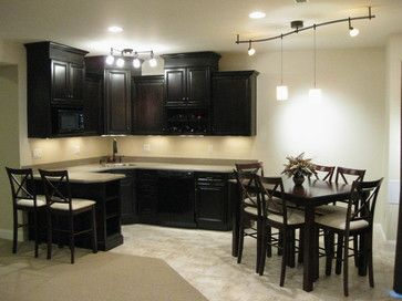 Basement Kitchenette Design Ideas, Pictures, Remodel, and Decor - page 17