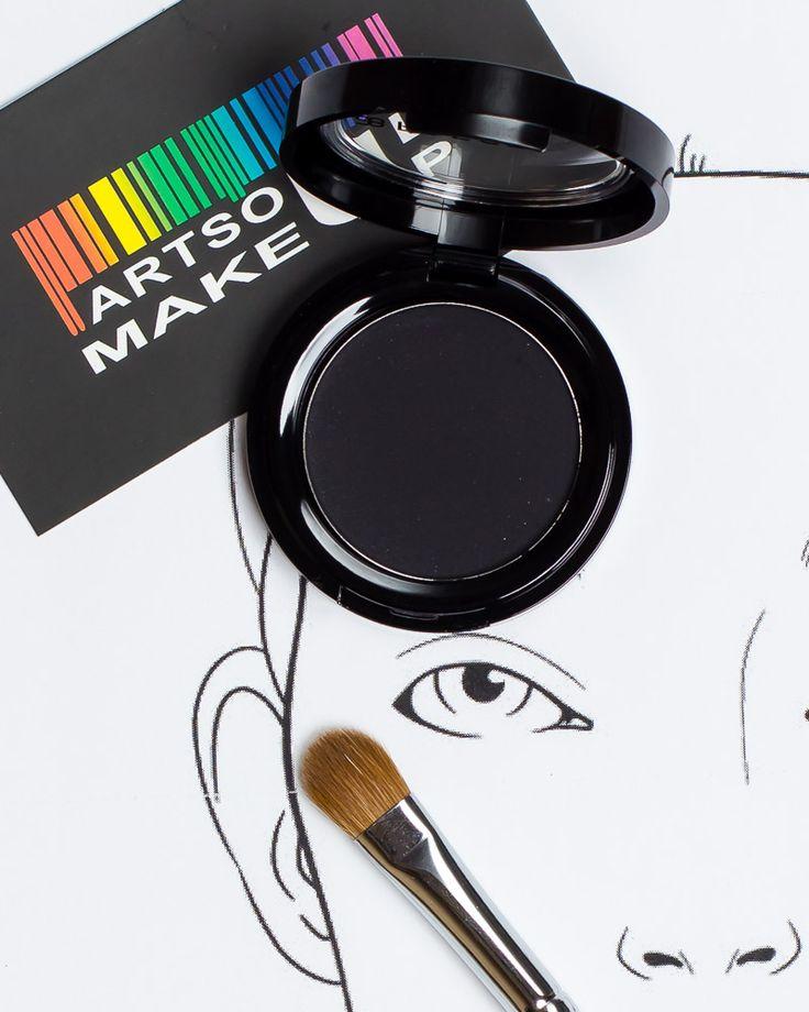 Купить кашемир матовые тени для век kashmir eyehadow mono matt paese по цене 130 грн в Киеве, Украине — Artsoul Makeup