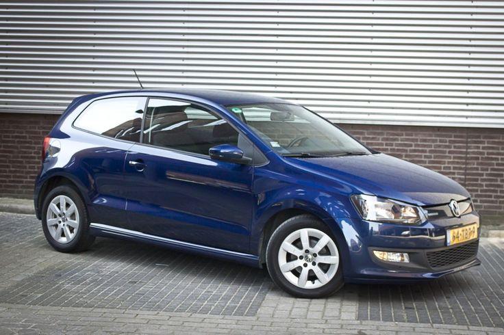 Volkswagen Polo 1.2 TDI BLUEMOTION COMFORTLINE AIRCO   CRUISE CTRL   LEDER STUURWIEL