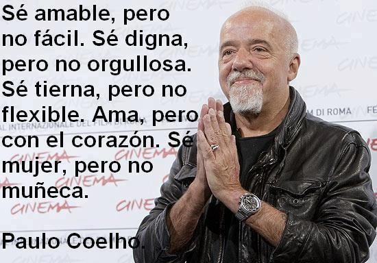 Frases De Paulo Coelho: 1000+ Images About FRASES MUJERES On Pinterest