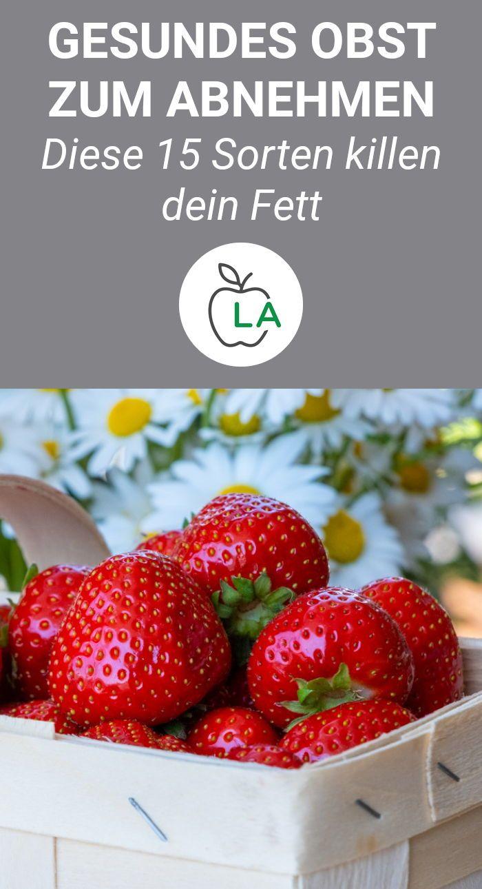 Beste Früchte zur Gewichtsreduktion