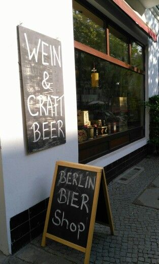 Berlin Bier Shop in Berlin, Berlin