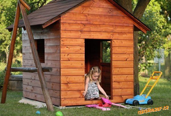 Zahradní domeček pro malé holčičky