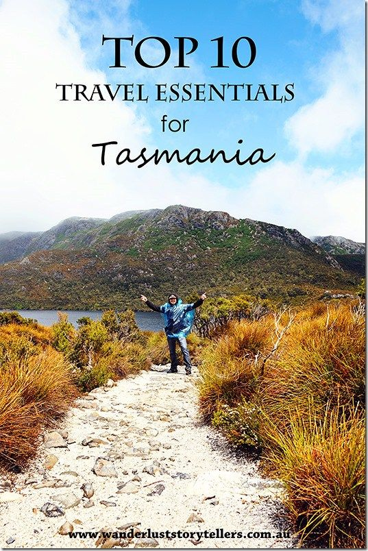Our top 10 travel essential tips for Tasmania, Australia!  We compiled these tips from our mistakes from our Tassie Road-trip. So please browse them before you go so you are prepared for the 'moods' of Tasmania!