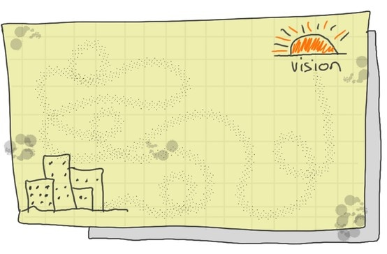 Draw your own map...
