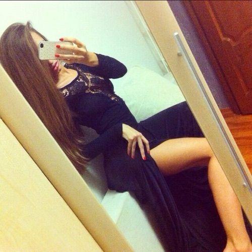 Image via We Heart It weheartit.com/… #black #body #brunette #classy #dress #elegance #elegant #formal #hair #Hot #lace #long #longhair #makeup #pos