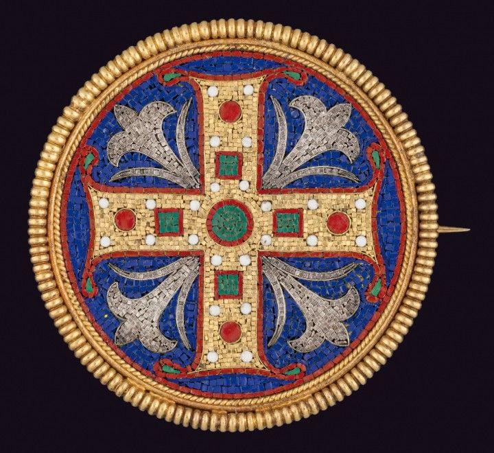Oro. Ad Arezzo i gioielli della collezione Castellani