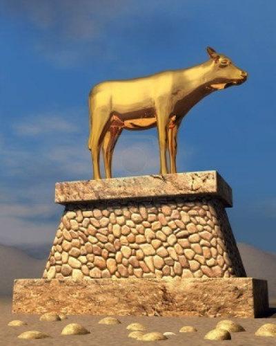 le veau d'or