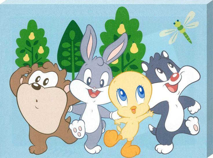 Baby Taz, Bugs, Tweety & Sylvester - Baby Looney Tunes